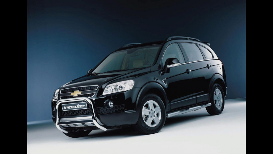 Chevrolet Captiva by Irmscher