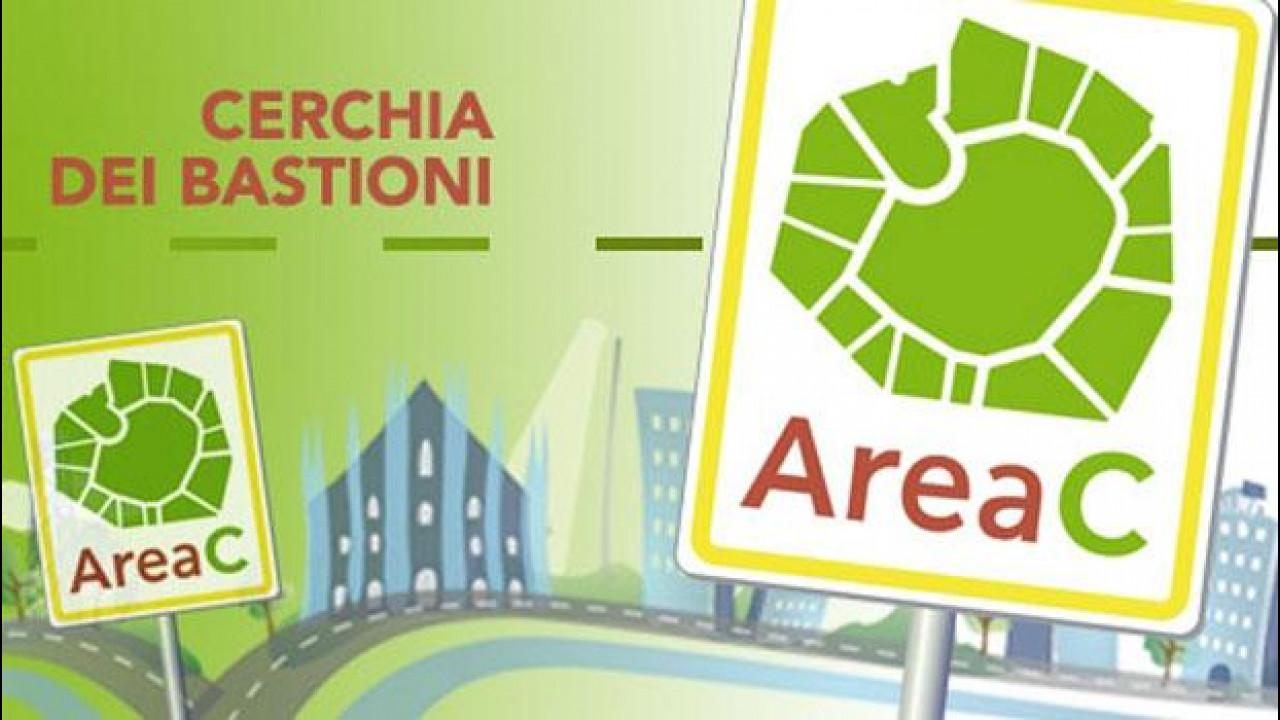 [Copertina] - Area C Milano, da gennaio ingressi in centro calati del 35,9%