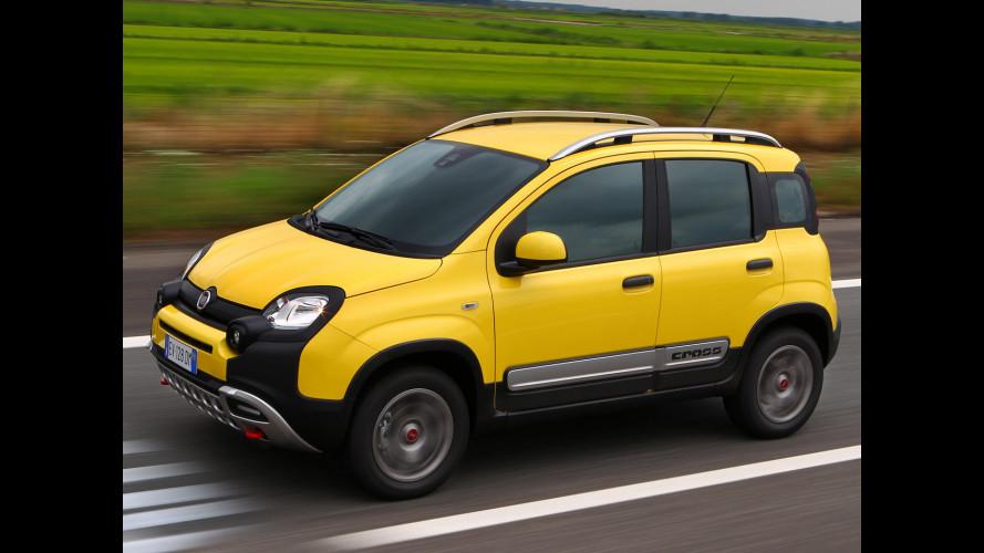 Fiat Panda Cross, il SUV che