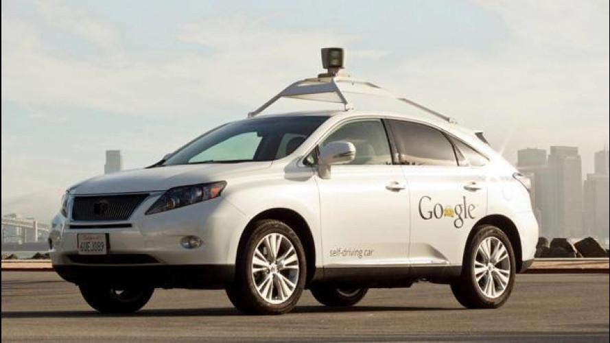 Google: un accordo con Continental per l'auto che si guida da sola