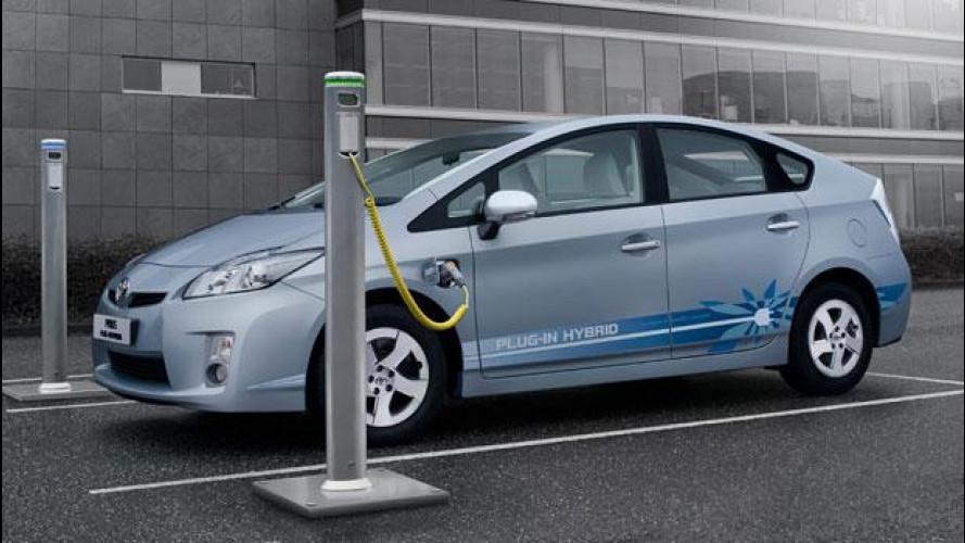 """Toyota al primo posto nella classifica """"Best Global Green Brands"""""""