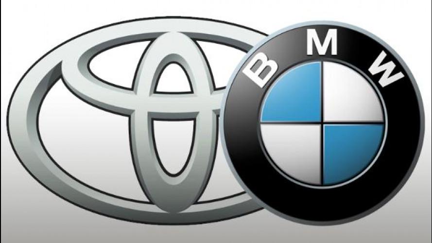 BMW-Toyota: l'accordo si estende