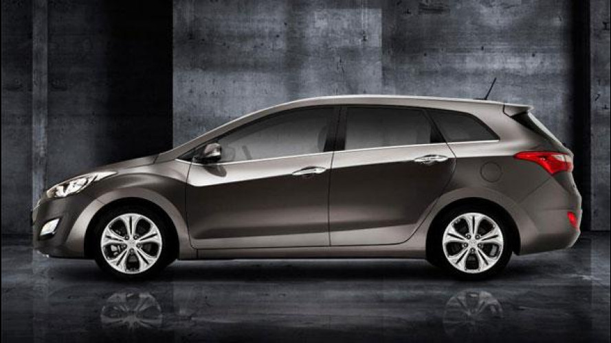 Nuova Hyundai i30 Wagon, i prezzi
