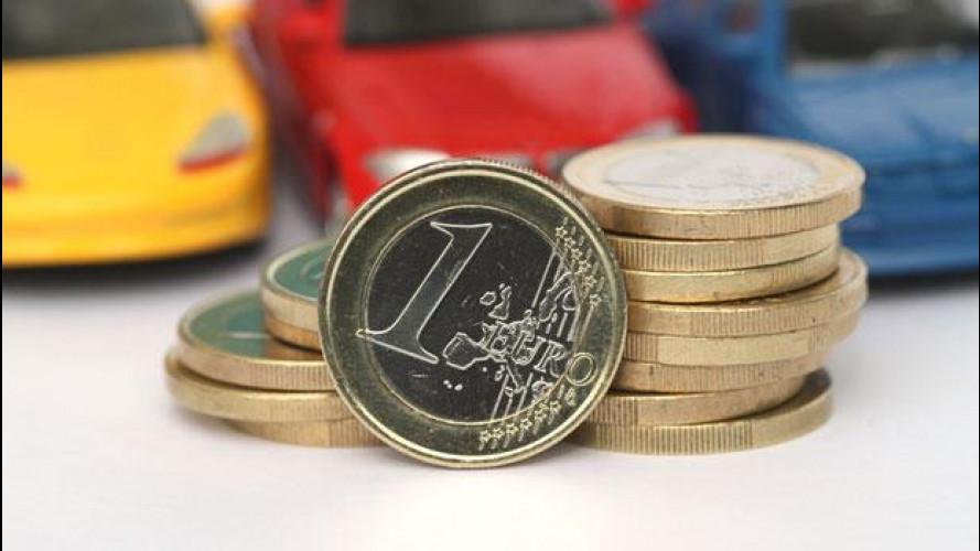 Manutenzione: nel 2012 spesi più soldi che per comprare auto nuove