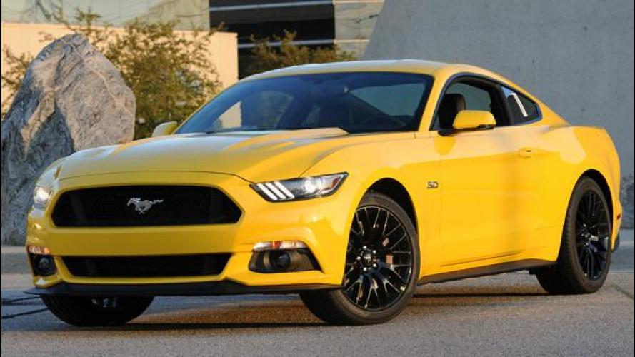 """Ford Mustang, ma quanto """"gli"""" piace"""