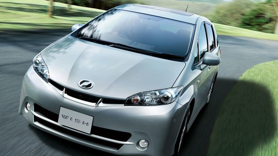 All New 2009 Toyota Wish Revealed (JDM)
