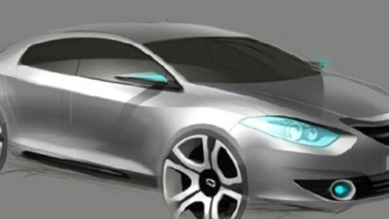 Samsung eMX Concept design sketch - low res