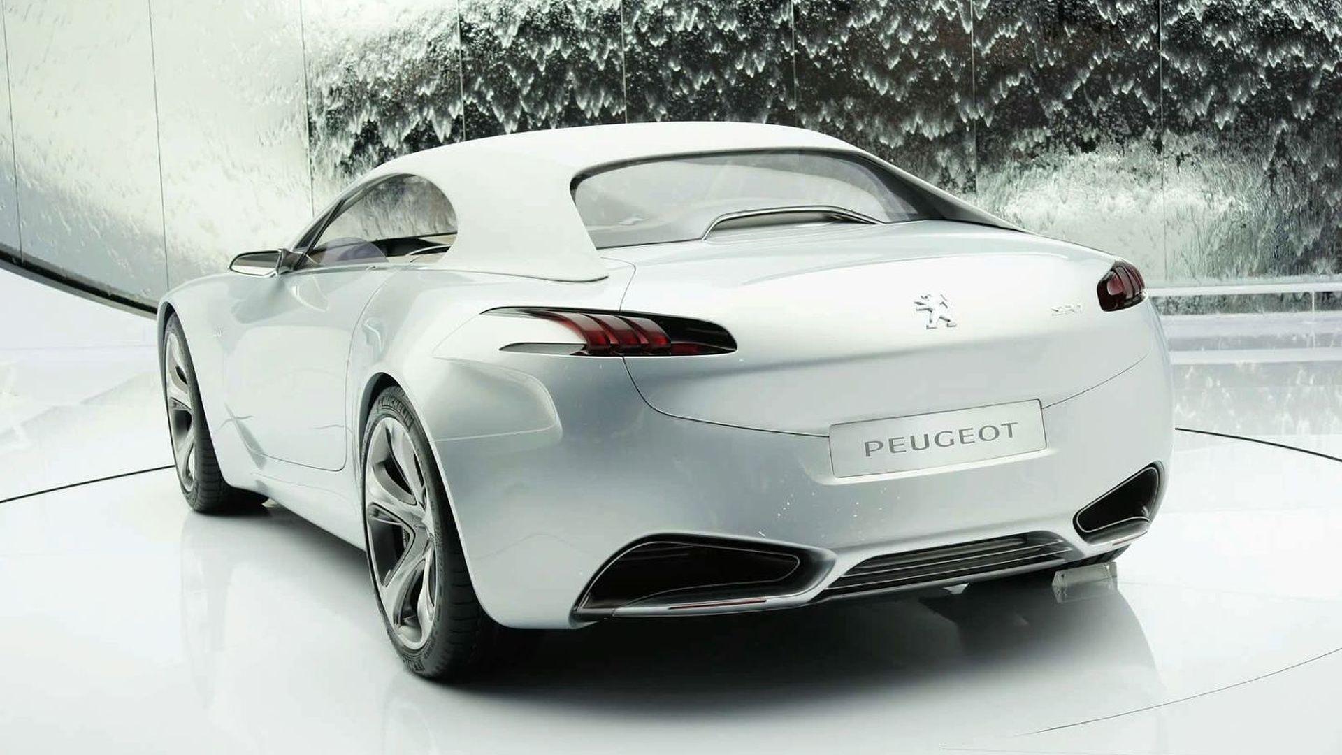 Peugeot Sr1 Follow Up Concept To Debut In Paris Rumors