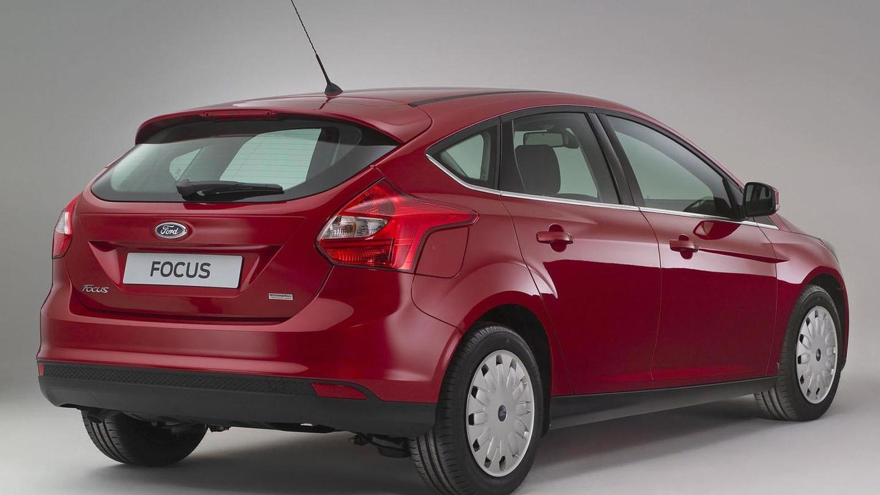 2012 Ford Focus ECOnetic - 6.4.2011