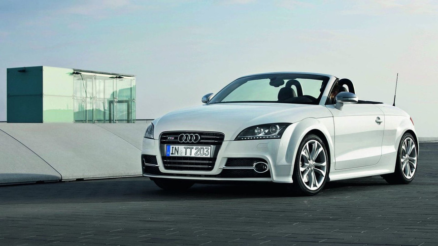 Audi announces minor tweaks for the 2015 TT & TTS (US)