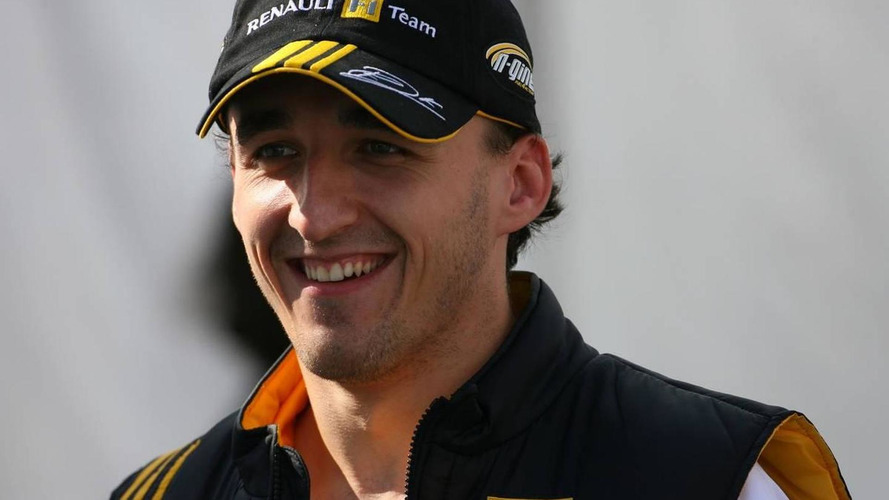 "Kubica Says ""80-90 Percent"" Chance Of F1 Return"