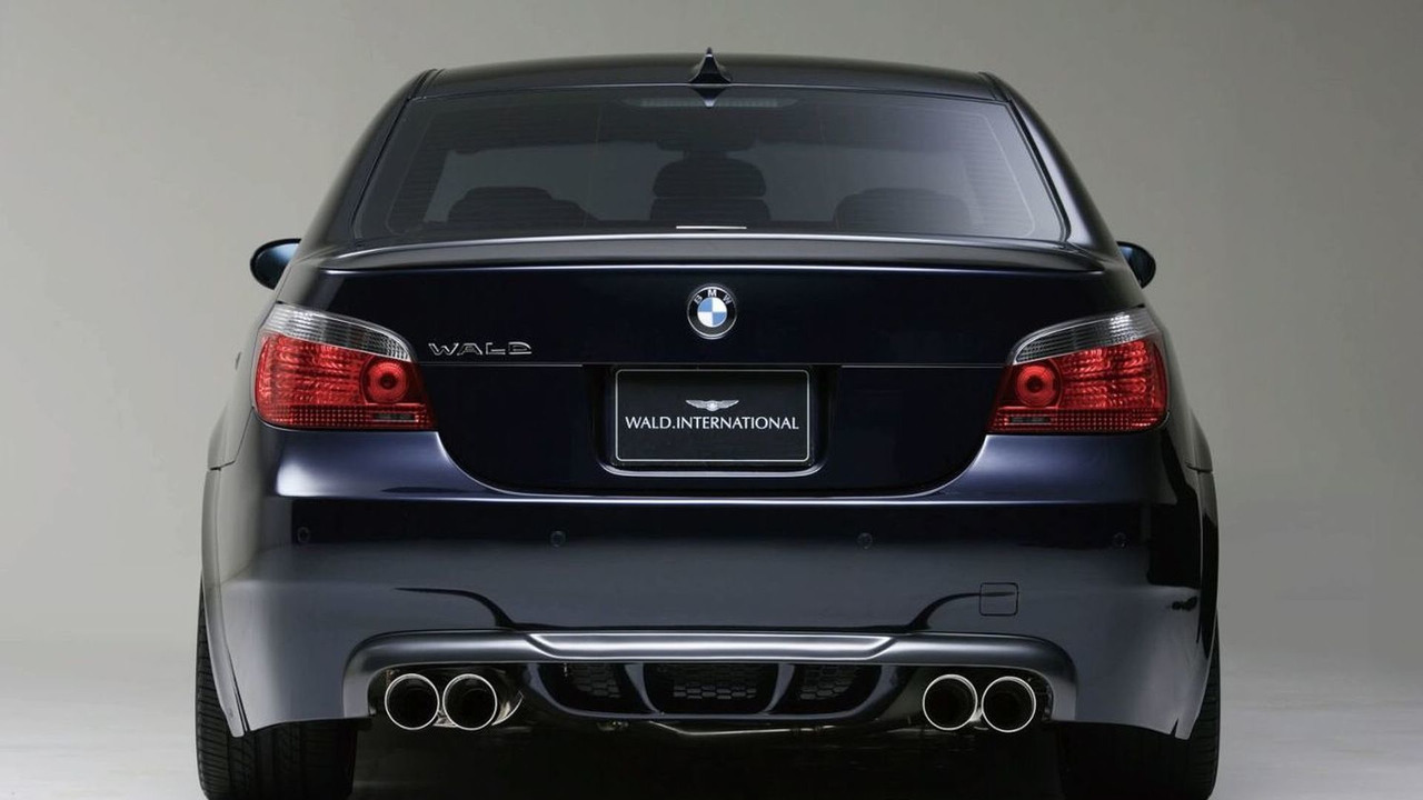 Wald Announces Bmw M5 Look For Bmw 5 Series E60