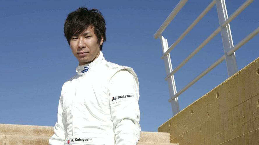 Kobayashi surprised with 'luck' of F1 turnaround