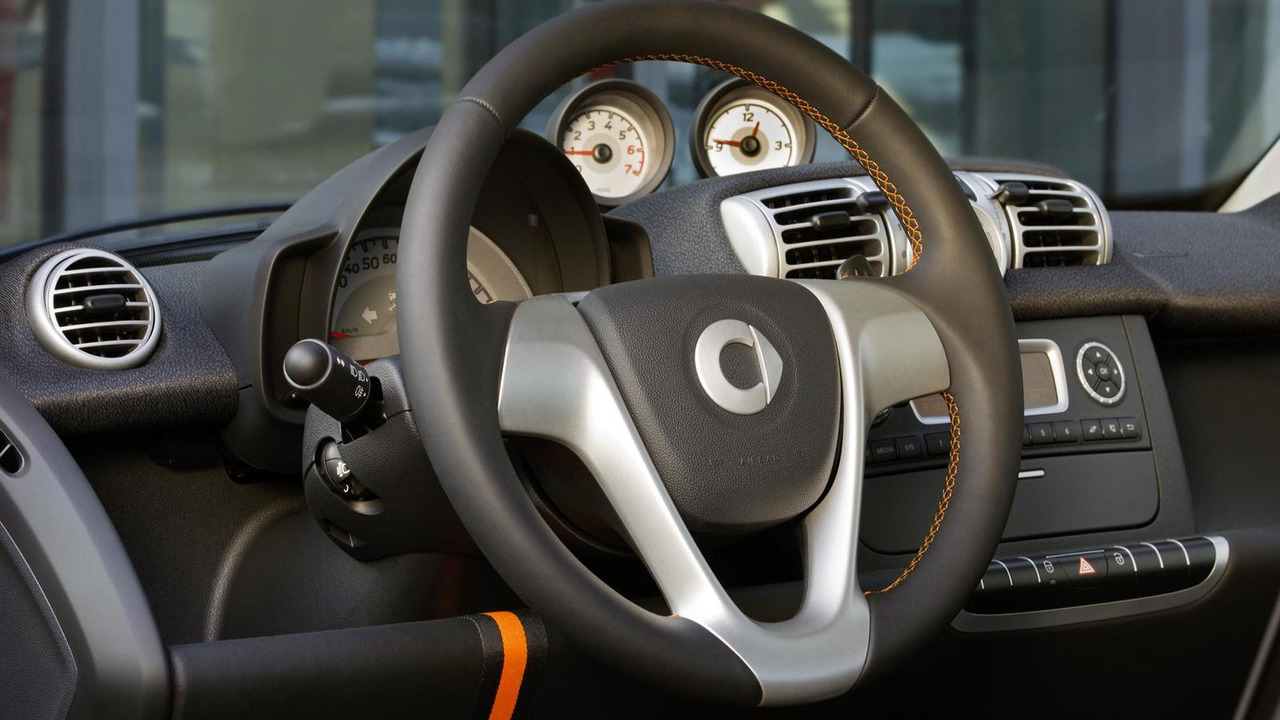 2011 Smart ForTwo NightOrange Edition - 1.24.2011