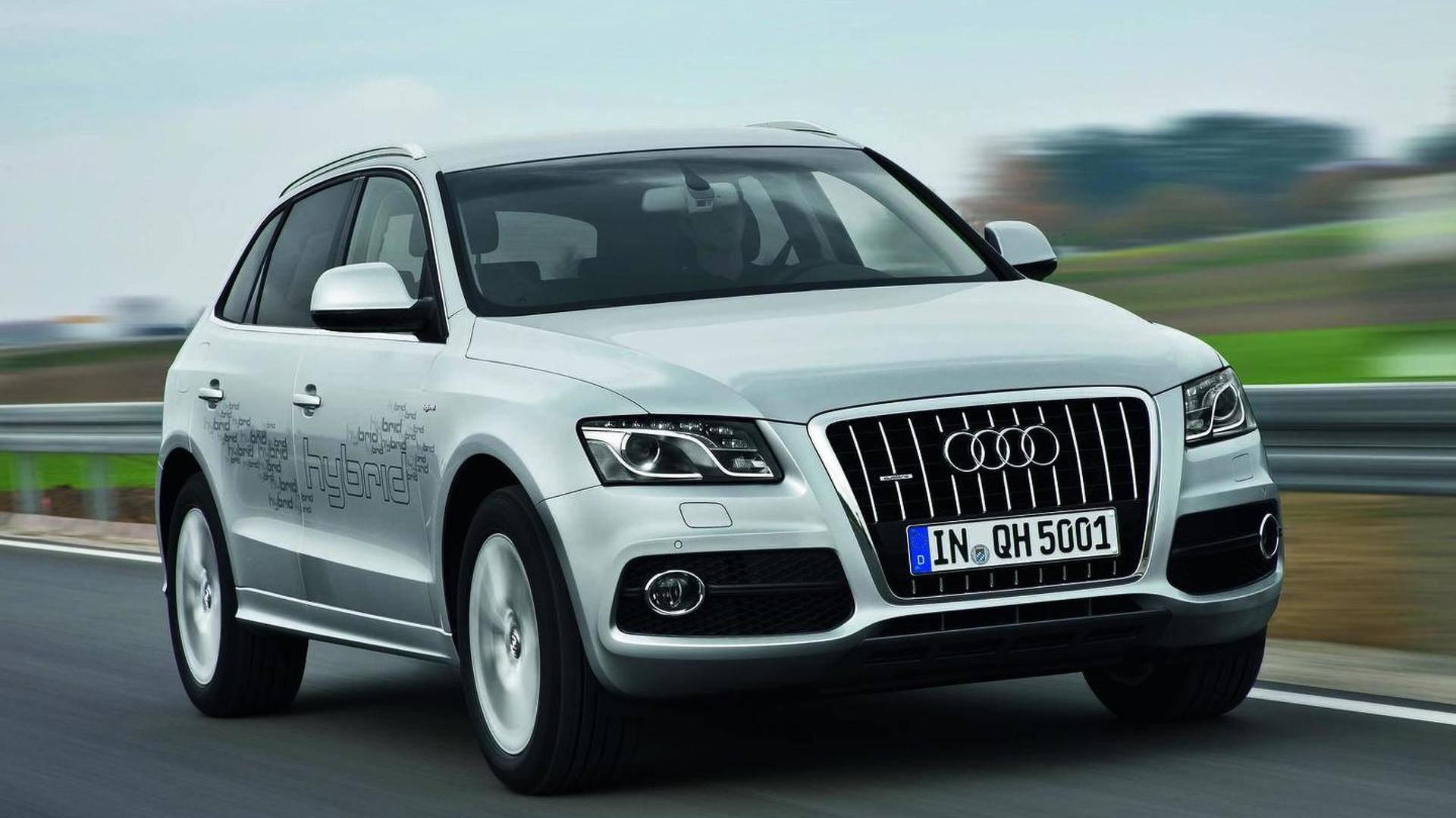 Build Audi Q5 >> Audi To Build New Production Plant In Mexico