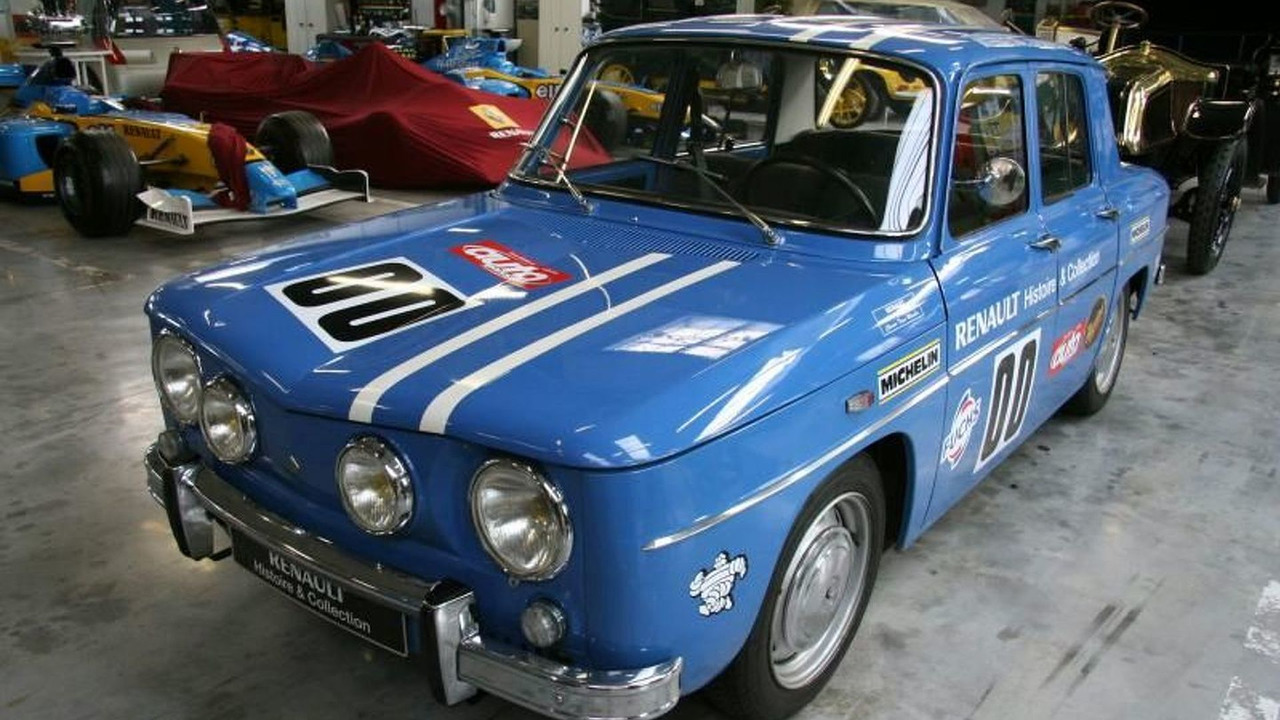 Renault R8 Gordini 332514