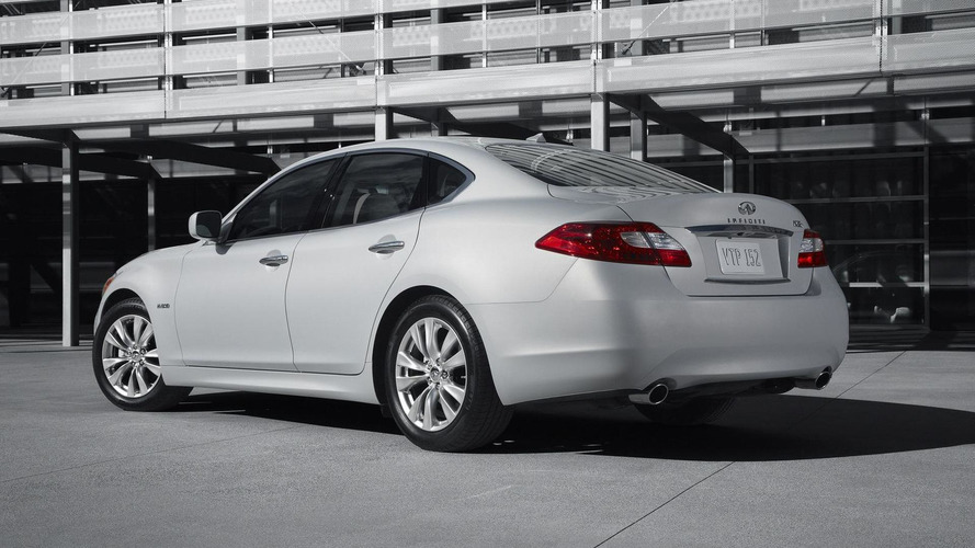 2012 Infiniti M35h - new details released