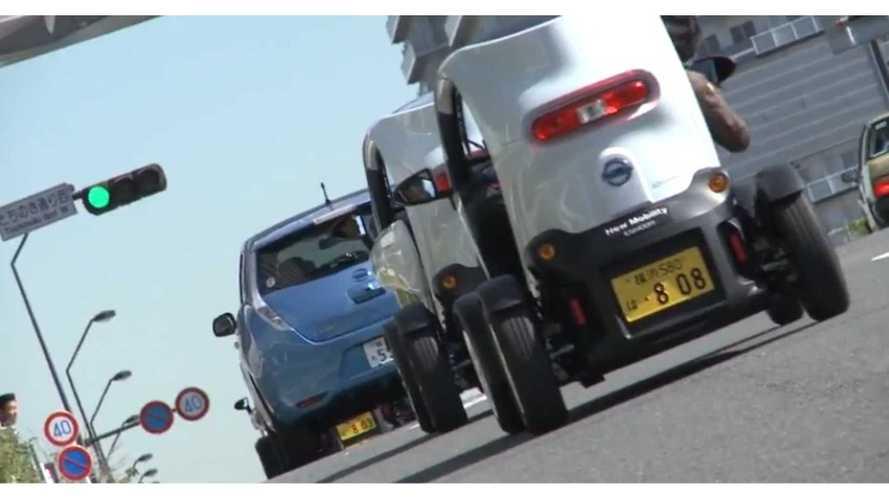 Nissan Looks To Brings Europe's Best Selling EV To Japan.  US Next? (Video)