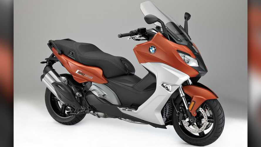 Recall: BMW C600 And C650 Recalled For Brake Fluid Leak