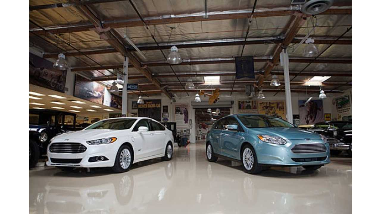 Trade the Focus Electric for a Fusion Energi?