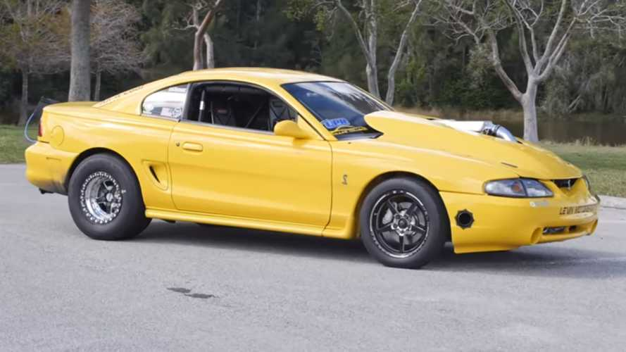 1,500-HP Mustang Claimed To Be Fastest Manual Ford Out There