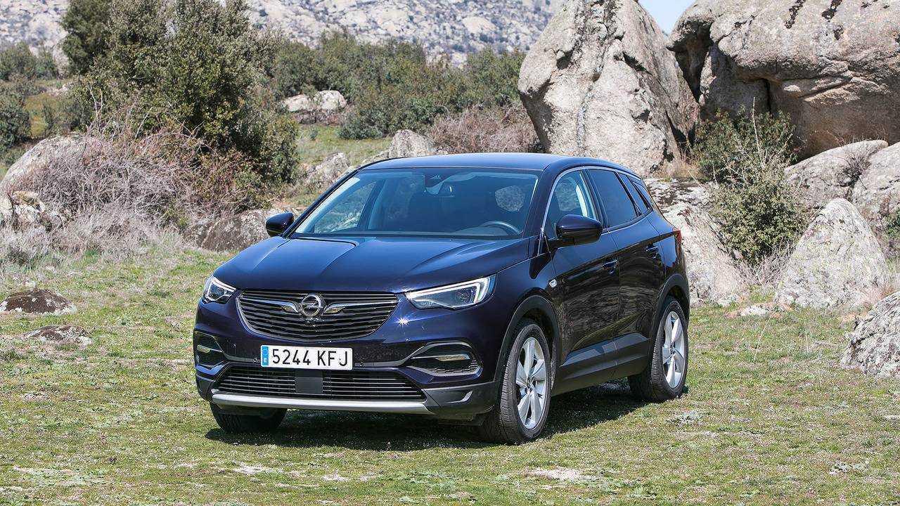 SUV medios: Opel Grandland X 1.2 Turbo Stop/Start
