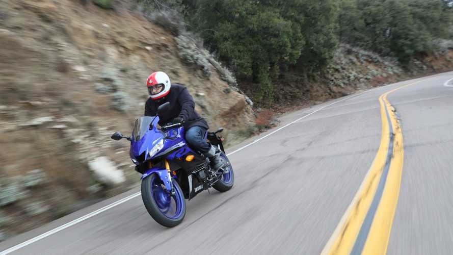First Ride: 2019 Yamaha YZF-R3