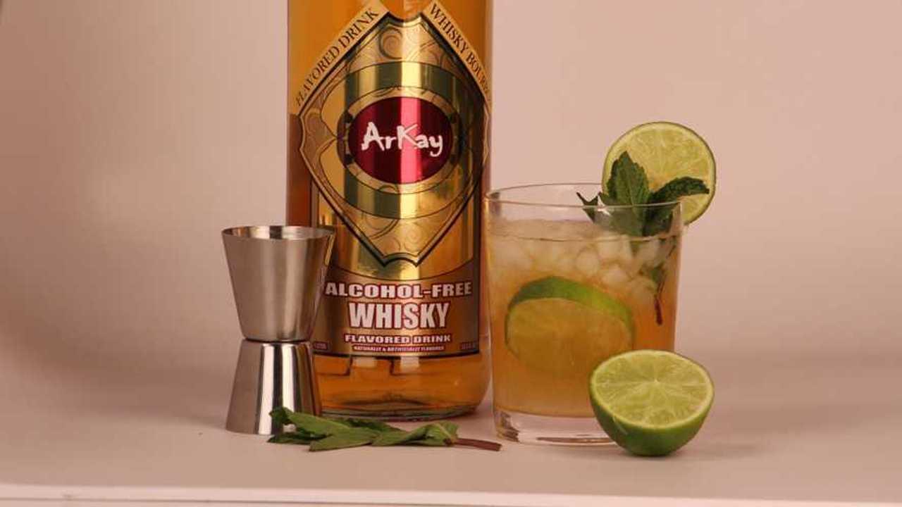 Arkay: Michigan Mule Cocktail