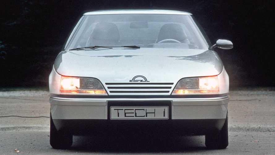 Opel Tech I 1981