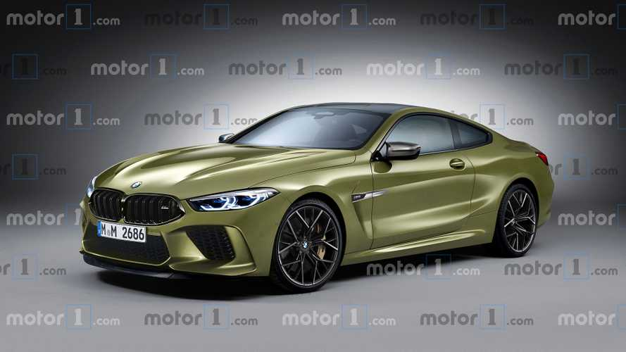 "BMW M8, 600 CV e trazione posteriore ""on demand"""