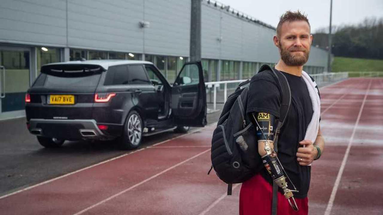 Range Rover Sport, porte ad apertura automatica