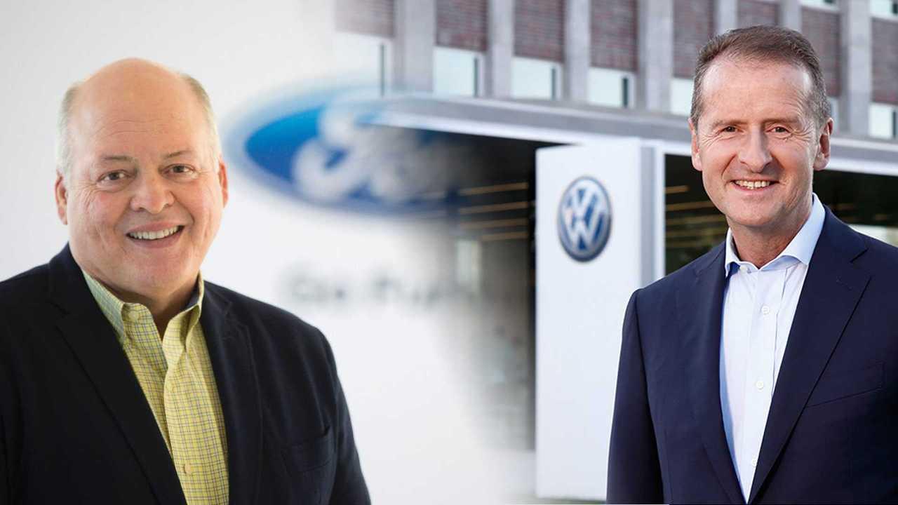 Copertina  Volkswagen Ford: vicini solo a un accordo sui veicoli commerciali
