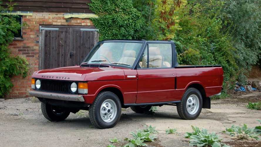 Range Rover Abandoned For 20 Years By Forgetful Owner Has Been Restored