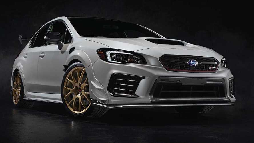 Subaru deverá fazer nova geração do WRX em parceria com a Toyota
