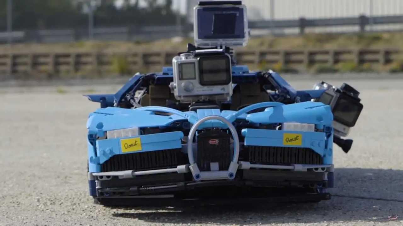 RC Lego Bugatti Chiron
