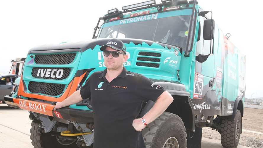 Dakar 2019, De Rooy vuole vincere