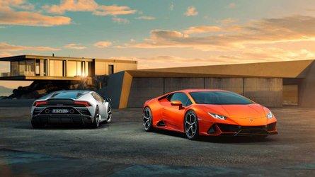 Novo Lamborghini Huracán EVO fica mais potente e inteligente