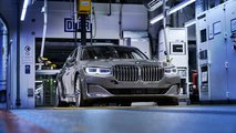 2020 BMW 7 Series Facelift production at Dingolfing factory