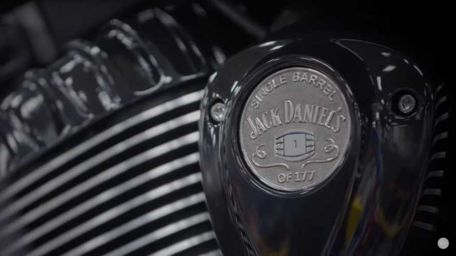 Indian Teams Up With Jack Daniels, Again