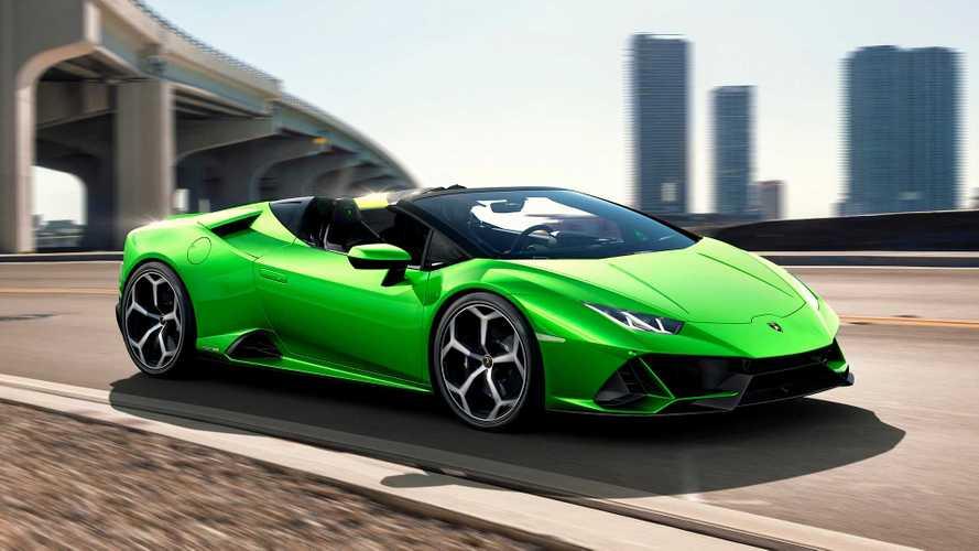 Lamborghini Huracán EVO Spyder (2019) - Toutes les infos, toutes les photos