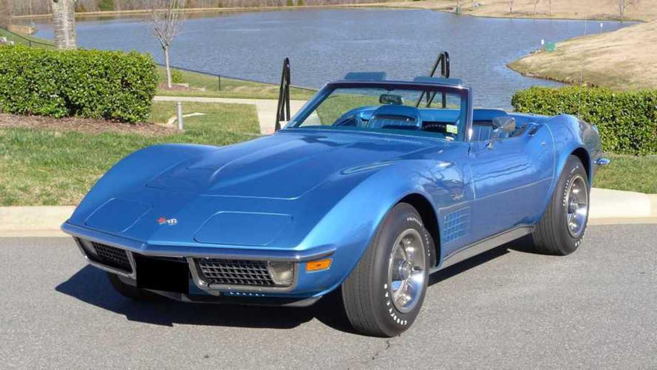 GAA Chevrolet Corvette Stingray Convertible