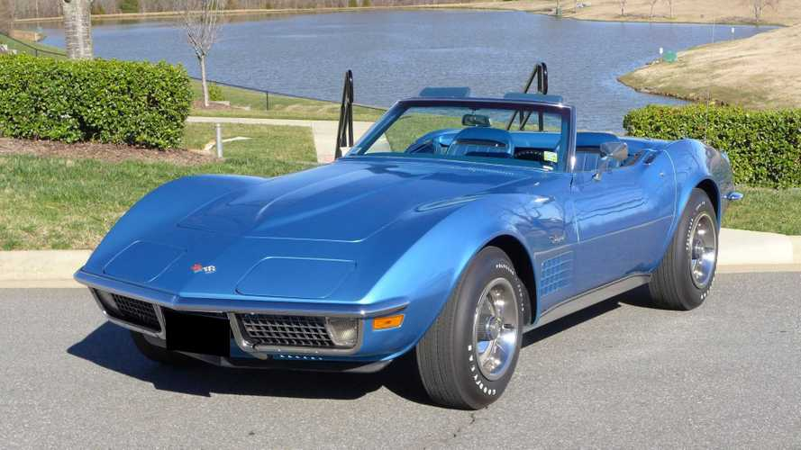 Is This The Most Beautiful Corvette Stingray Convertible?