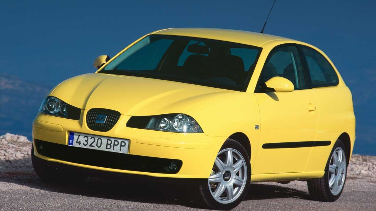 Seat Ibiza (2002)