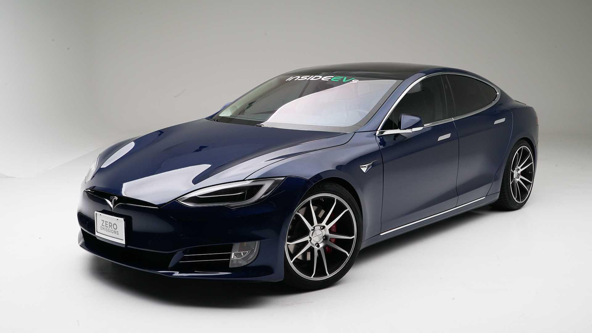 Tesla Model S Custom >> Driven Dream Giveaway S Custom 2018 Tesla Model S P100d