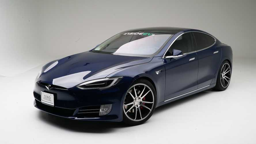 Driven Dream Giveaway S Custom 2018 Tesla Model S P100d