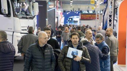 Apre Transpotec 2019, a Verona l'auto-show dei veicoli commerciali