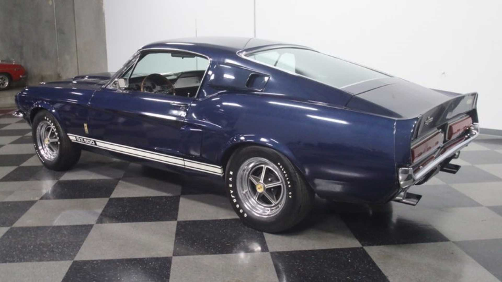 This 1967 Shelby GT500 Is A Window Into The Past | Motorious