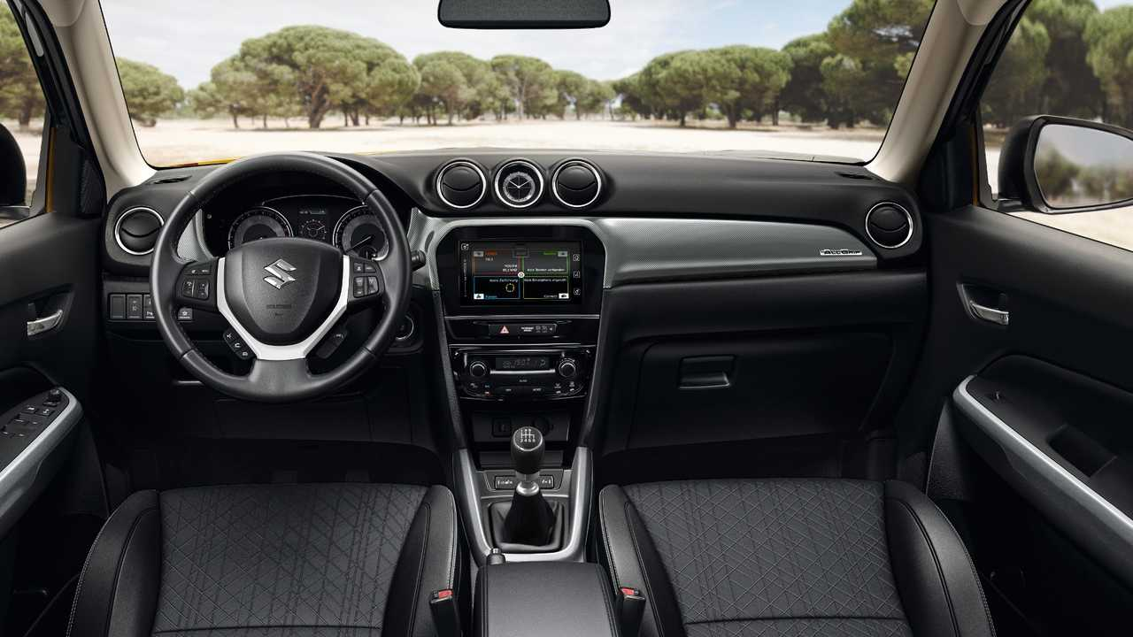 2020 Suzuki Grand Vitara Performance and New Engine