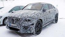 Mercedes-AMG GLE 63 Coupe Machen Sie Schüsse aus