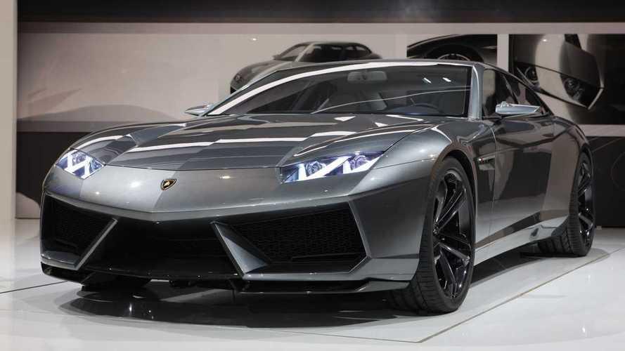 Esportivo 100% elétrico: Lamborghini terá um Porsche Taycan para chamar de seu